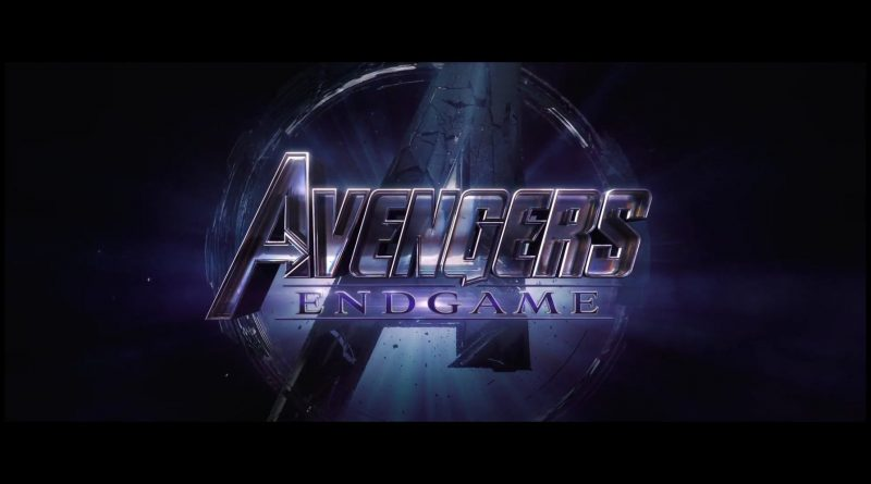 Avengers: End Game trailer is here!