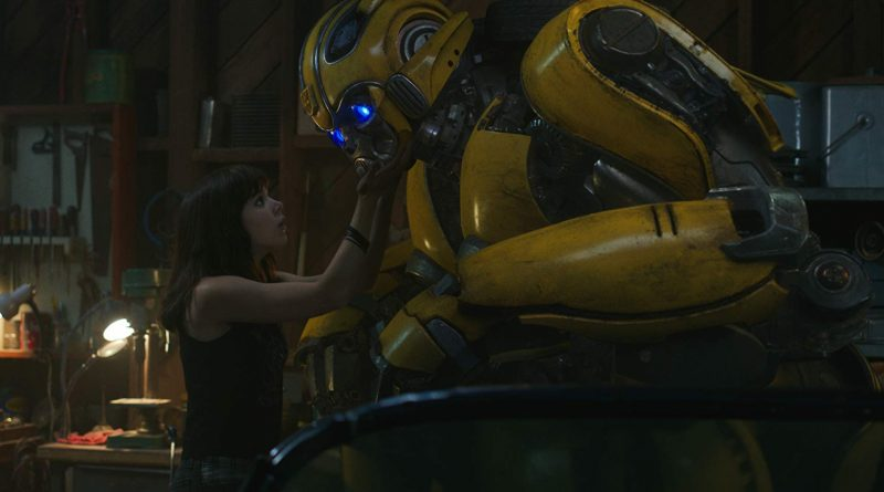 "The Lowedown on ""Bumblebee"" (PG-13 – Theatrical – US)"