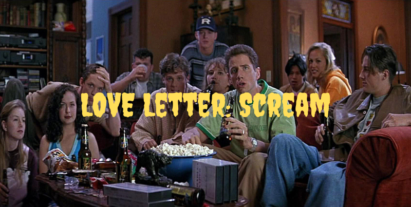 Love Letter: Scream