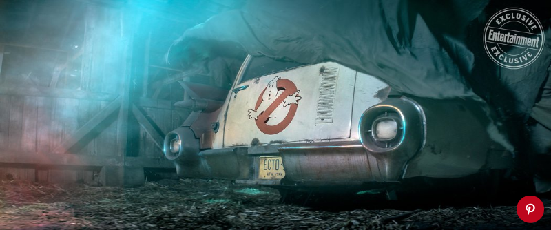 Jason Reitman's Ghostbusters film already has a teaser trailer