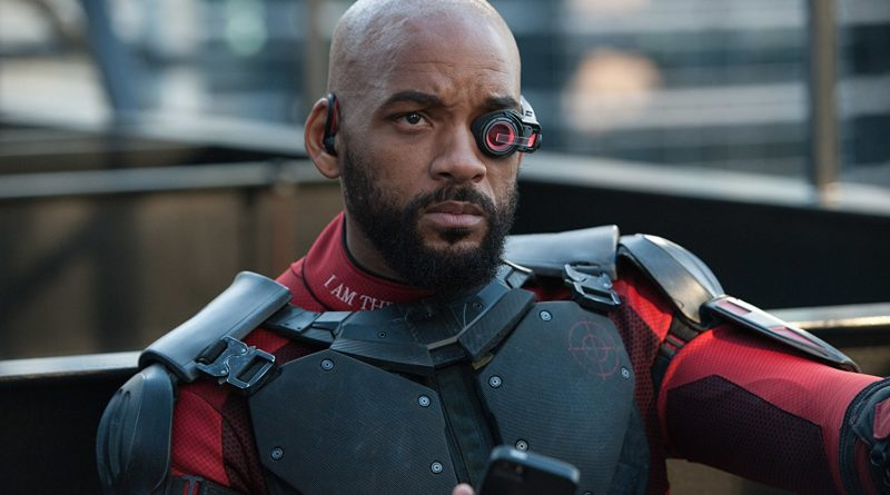Will Smith exits Suicide Squad 2