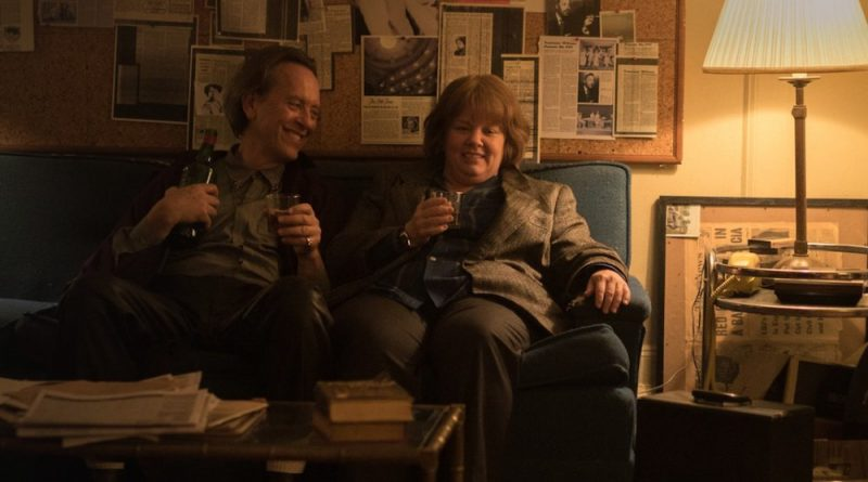 Review – Can You Ever Forgive Me? (2019)