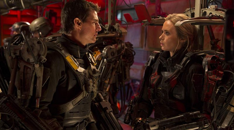 Edge Of Tomorrow sequel officially in the works