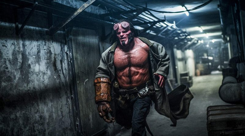 New Hellboy [Red Band] trailer