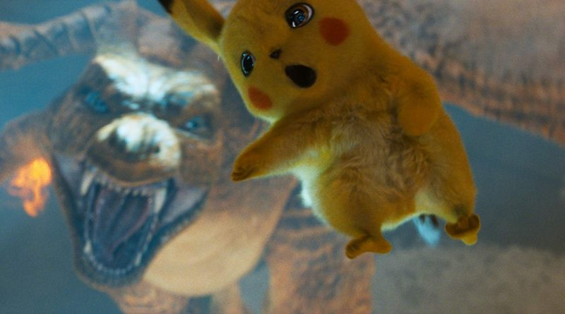 Review: Pokémon Detective Pikachu
