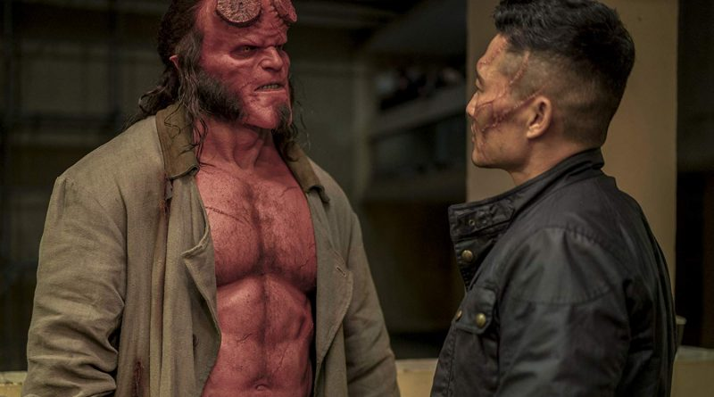 "The Lowedown on ""Hellboy"" (R – Theatrical – US)"