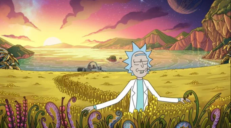 First Images: Rick And Morty season 4
