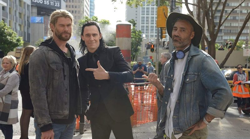 Taika Waititi is back for Thor 4!