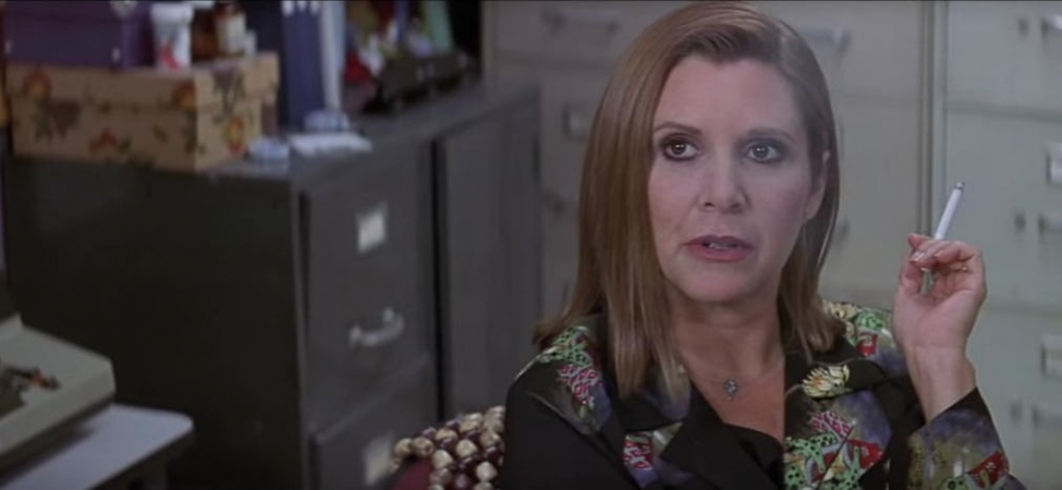 Carrie Fisher (Scream 3)