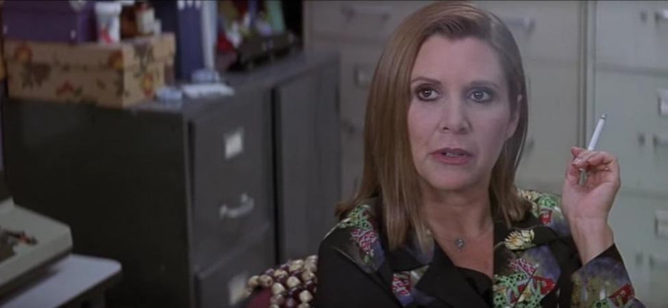 Carrie Fisher (Scream 3)