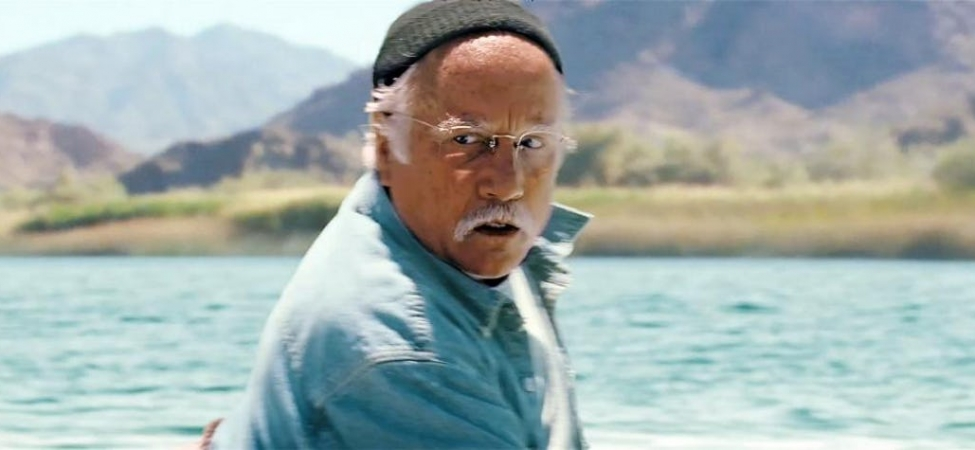 Richard Dreyfuss (Piranha 3DD)