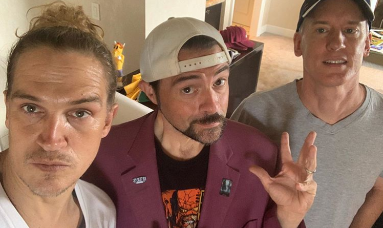 Kevin Smith teases Clerks III