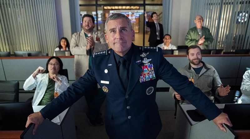 Review: Space Force Season 1